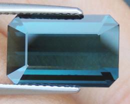 4.87cts Cyan Blue Indicolite Tourmaline,