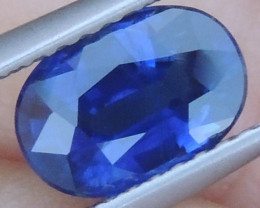1.75cts, Vivid Blue Sapphire,  Sri Lanka