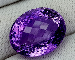 40CT AMETHYST BEST QUALITY GEMSTONE IIGC27