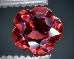 0.76 Crt  Grape Garnet Faceted Gemstone (Rk-55)