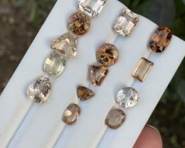 44.50 carats  topaz Gemstones parcel