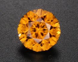 Zircon 2.49 ct Custom Cut Zircon Gemstone