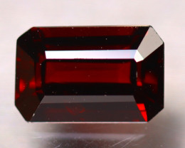 Almandine 2.07Ct Natural Vivid Blood Red Almandine Garnet D0706/B3