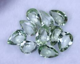 61.01cts Natural Green Amethyst Lots / MA1245