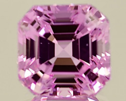 16.39 ct  Kunzite  With Master Cutting Gemstones