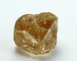 NR!! 12.55 CTs Natural & Unheated~ Brown Topaz Crystal