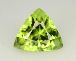 Attractive Color  1.80 ct Peridot Jewelry Piece
