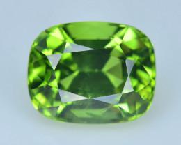 Apple Green 2.45 ct Himalayan Peridot ~ Pakistan