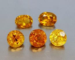 3Crt Mali Garnet Lot Natural Gemstones JI128