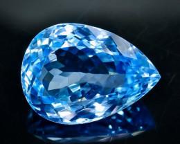 15.54 Crt Natural Topaz Faceted Gemstone.( AB 81)
