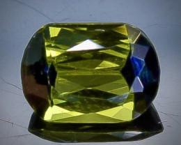 1.17 Crt Natural Tourmaline Faceted Gemstone.( AB 81)