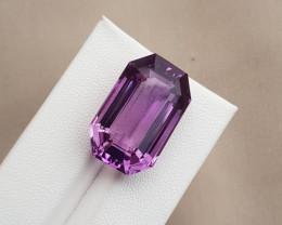 25.04 CTs Natural Amethyst Gemstones◇Brazil-SK011