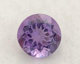Pretty Purple Precision Cut Amethyst
