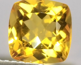 1.60~CTS GENUINE NATURAL ULTRA RARE COLLECTION ~GOLDEN YELLOW BERYL!!