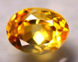 Citrine 2.70Ct Natural VVS Golden Yellow Color Citrine E0810/A2