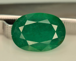 Top Color & Clarity 18.70 ct Emerald~Zambia