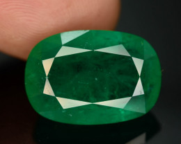 Top Color & Clarity 13.05 ct Emerald~Zambia