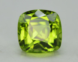 Peridot 4.40 Ct Natural Amazing Color, Top Quality~ A