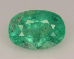 Top Color 1.75 ct Panjsher Emerald~Afghanistan