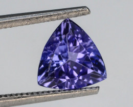 Tanzanite 1.0 Ct Natural Tanzanite ! Eye Catching Tanzanite!!GA!