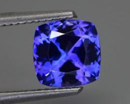 AAA Grade 2.09 ct Tanzanite eye catching Color SKU-33