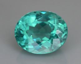 Rare 2.50 ct Amazing Luster Blue Apatite SKU.18