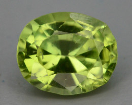 0.85 Ct Untreated Green Peridot ~t