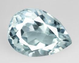 *NoReserve*Aqua Topaz 12.20 Cts Blue Natural Gemstone