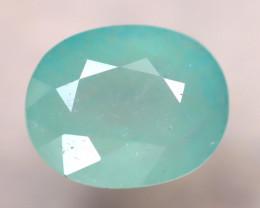 Grandidierite 3.83Ct Natural World Rare Gemstones D0917/B11