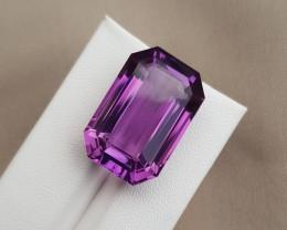 30.08 CTs Natural Amethyst Gemstones◇Brazil-SK012