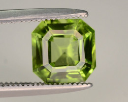 Exquisit Color 1.75 ct Peridot  Jewelry Piece