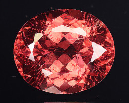 3.95 CT RARE RED  APATITE TOP CLASS CUT AR23