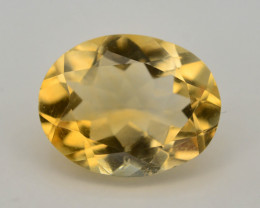 Citrine 3.0 Ct Natural Yellow Color Citrine