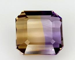 5.75Crt Bolivian Ametrine  Natural Gemstones JI129
