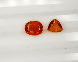 1.25Crt Rare Clinohumite Lot Natural Gemstones JI129