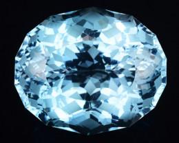 28.48 Cts Fancy Topaz Excellent Luster & Color Gemstone TP1