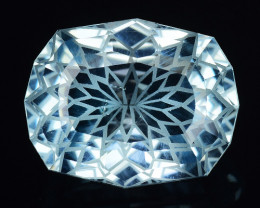 9.91 Cts Fancy Topaz Excellent Luster & Color Gemstone TP7