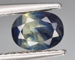 1.225 CTS Bicolor Sapphire Gem