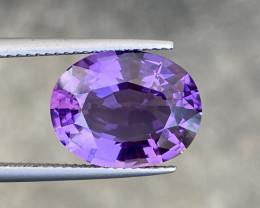 Natural Amethyst 5.70 Cts Excellent Gemstone
