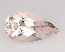 *NoReserve*Morganite 3.96 Cts Natural Pink Color Gemstone
