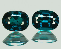 1.88Ct Natural Blue Green  Colour change Garnet Oval