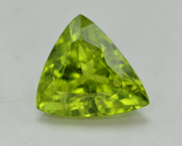 Peridot 4.45 Ct Natural Amazing Color, Top Quality