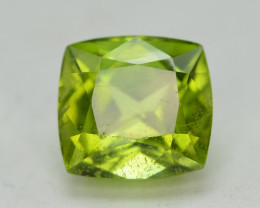 Peridot 4.80 Ct Natural Amazing Color, Top Quality