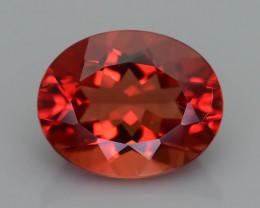 AAA Sunstone 2.61 ct Intense Orange Color  SKU-11