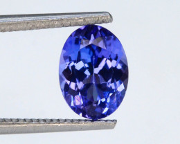 Tanzanite 0.95 Ct Natural Tanzanite ! Eye Catching Tanzanite!!GA!