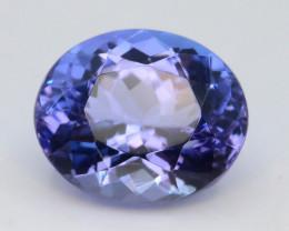 AAA Grade 1.90 ct Tanzanite eye catching Color~KJ