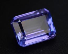AAA Grade 1.45  ct Tanzanite eye catching Color~KJ