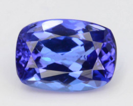 AAA Grade 1 ct Tanzanite eye catching Color~KJ