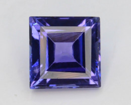 AAA Grade 1.25 ct Tanzanite eye catching Color~KJ