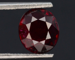 Mozambique Ruby 2.10 Ct Natural H.M